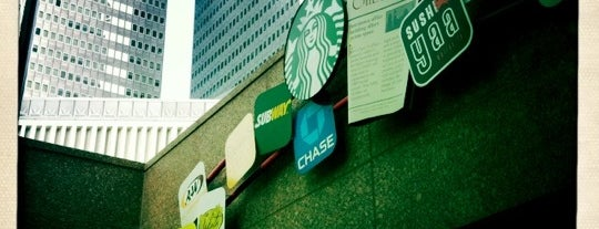 Starbucks is one of Central Dallas Lunch, Dinner & Libations.