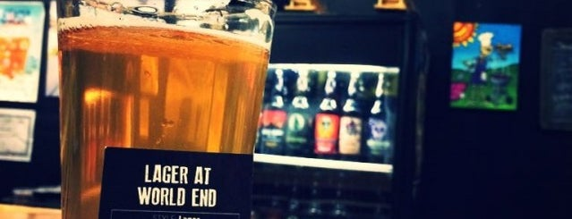 Epidemic Ales is one of California Breweries 2.