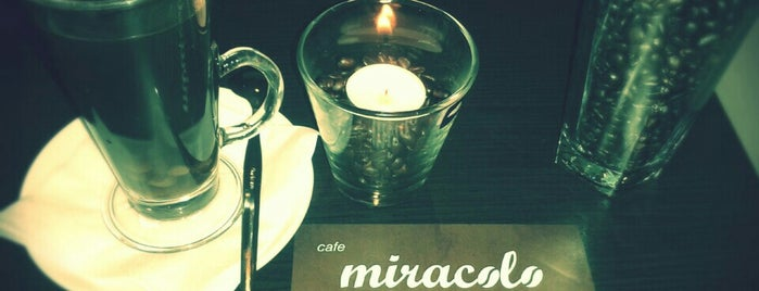 Café Miracolo is one of Cafés.