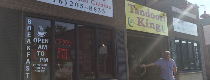 Tandoori King is one of Halal Restaurants.