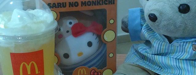 McDonald's is one of Makan @ Melaka/N9/Johor #15.