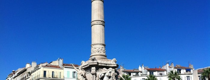 Place Castellane is one of Hip to Be Square!.