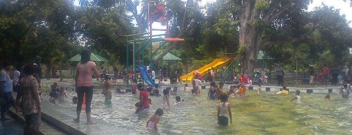 Agro Wisata Mbesaran Park is one of Kota Brebes (Decorate of Java) #4sqCities.