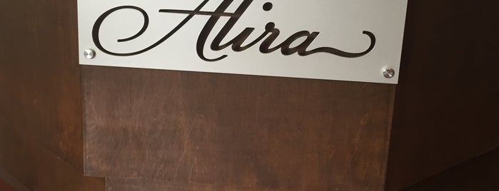 Alira Boutique Spa & Salon is one of The 15 Best Spas in Houston.