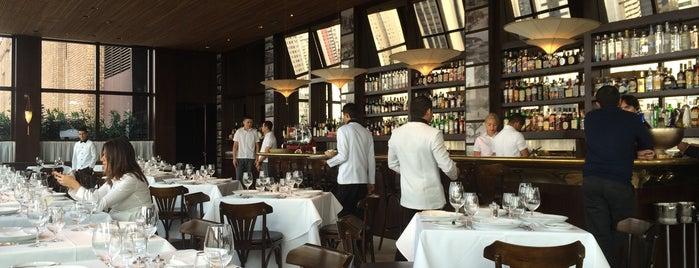 Parigi Bistrot is one of Restaurantes.