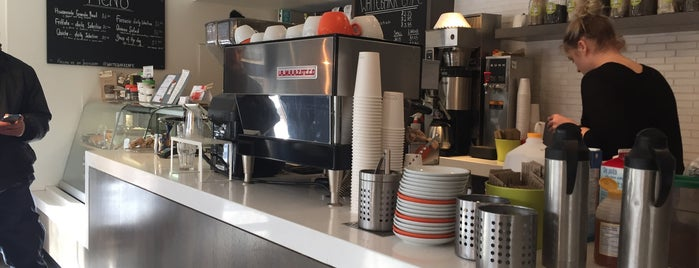 Whitebark Cafe is one of World Coffee Places.