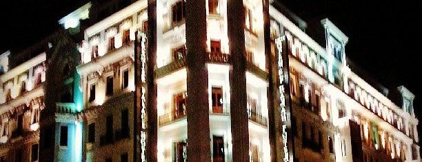 Премьер Палас Отель is one of EURO 2012 KIEV WiFi Spots.