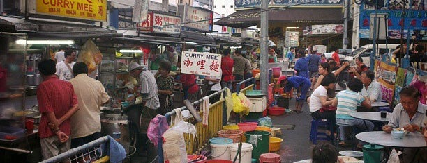 New Lane Hawker Stalls is one of Hawkers @ Penang.