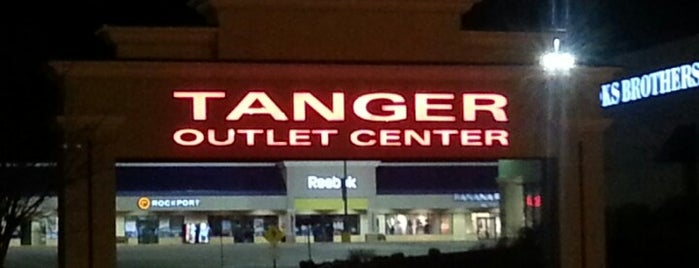 Tanger Outlet Williamsburg is one of Best places in Williamsburg, IA.