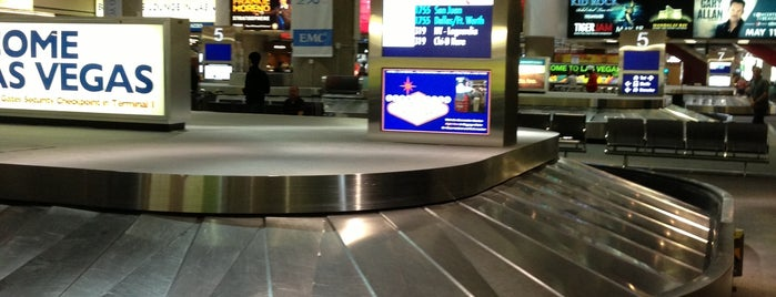 Baggage Claim is one of Las Vegas.
