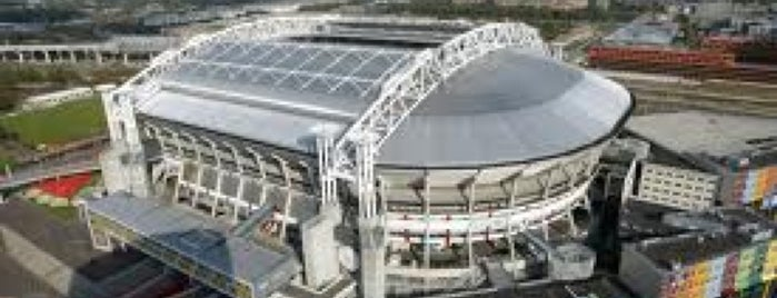 Amsterdam ArenA is one of themaraton.