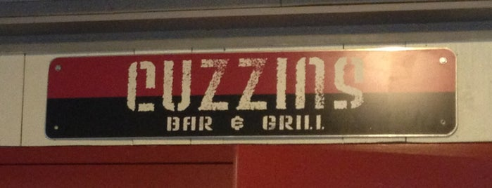 Cuzzin's Bar & Grill is one of places to go.
