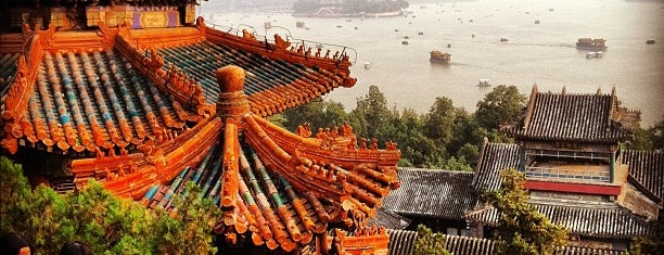 Summer Palace is one of China.