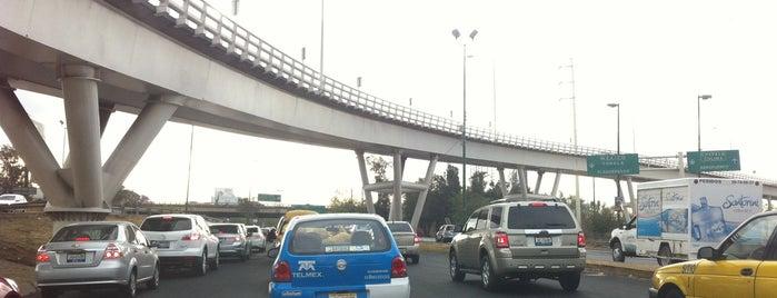 Puente del Álamo is one of Tapatios ♥.