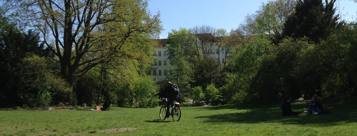 Wildenbruchplatz is one of Best sport places in Berlin.