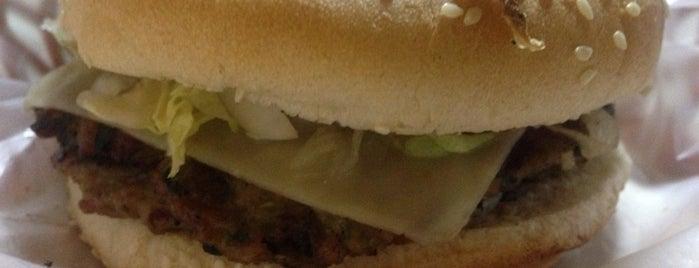 Hamburguesas Al Carbon is one of Ham.