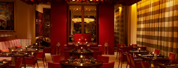 Astor Grill is one of Doha's Restaurants.