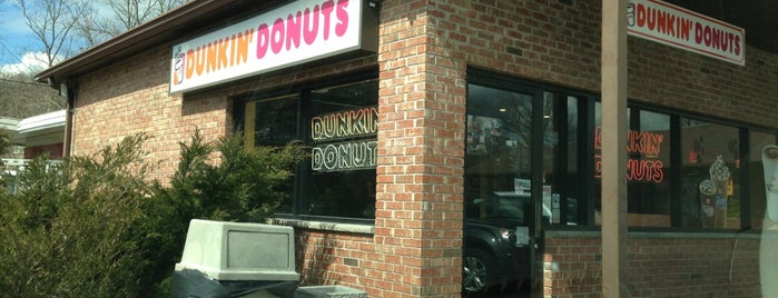 Dunkin Donuts is one of NJ.
