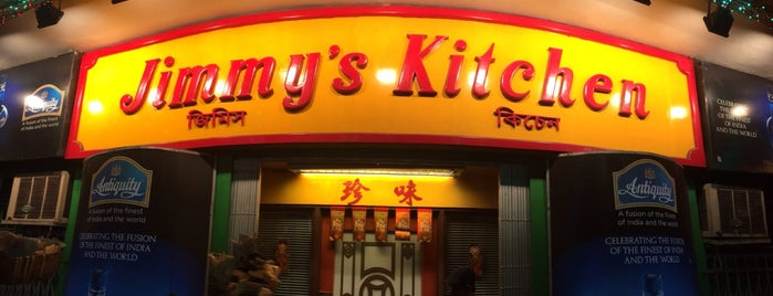 Jimmy's Kitchen is one of Guide to Kolkata's best spots.