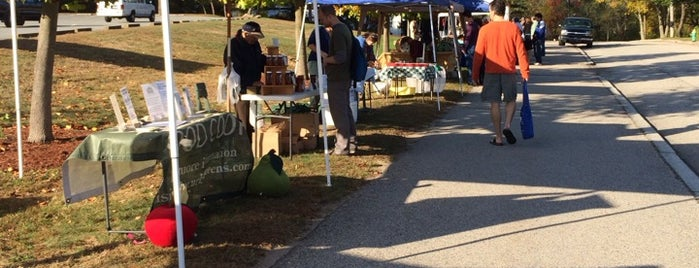 Pawtuxet Village Farmers Market is one of Warwick.