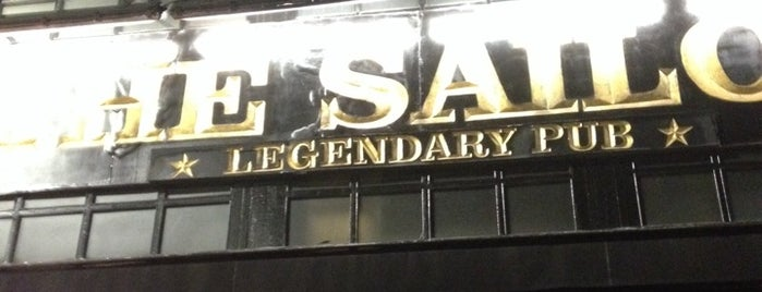 The Sailor Legendary Pub is one of Tour.