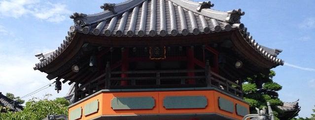 如意山 宝珠院(三河三十三観音第24番) is one of 三河三十三観音.
