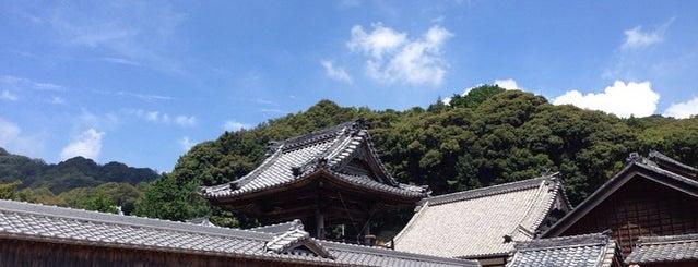 円通山 補蛇寺(三河三十三観音第18番) is one of 三河三十三観音.
