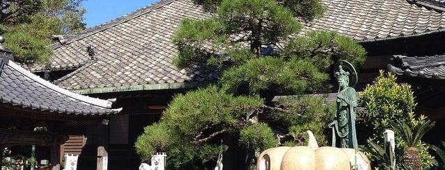 性海山 妙善寺 is one of 三河三十三観音.