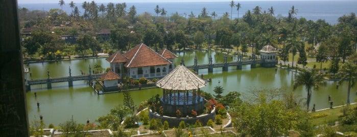 Taman Ujung Soekasada is one of Bali for The World #4sqCities.