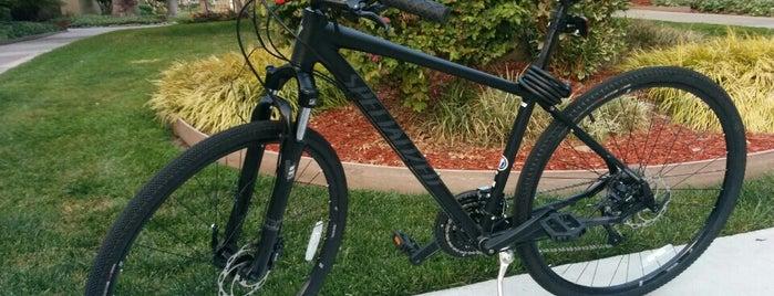 Evolution Bike Shop is one of Velocipede Badges-10CA.
