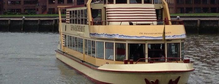 De Pannenkoekenboot is one of Favo.