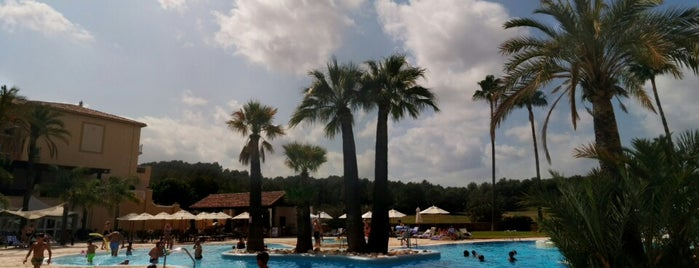 Denia Marriott La Sella Golf Resort & Spa is one of Mis hoteles favoritos.