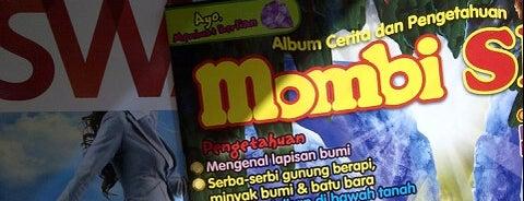 Cikapundung bursa majalah & Koran is one of wisata pendidikan Bandung.