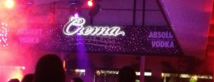 Crema Summer Club is one of Best places in Constanta, Romania.