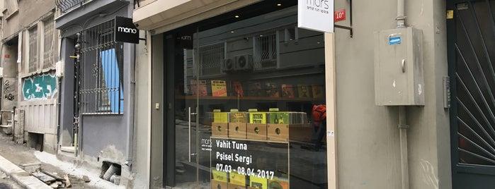 Mono Plak is one of İstanbul Plakçılar.