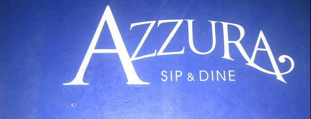Azzura Sip & Dine is one of Food Spots @Bandung.