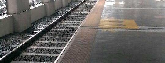 Yellow Line - Boni Avenue Station is one of Usuals.