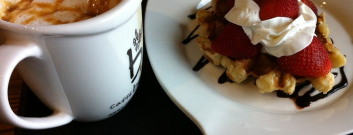 Caffé Bene is one of YUMMY.