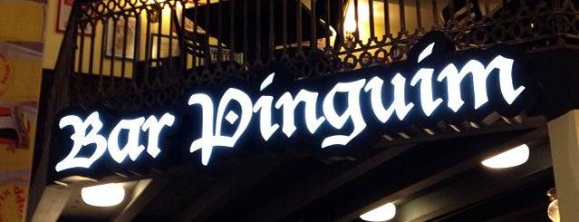 Bar Pinguim is one of Fábio.