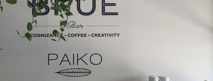 Brue Bar at Paiko is one of Honolulu.