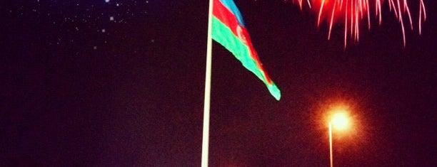 Dövlət Bayrağı Meydanı | National Flag Square is one of Baku.