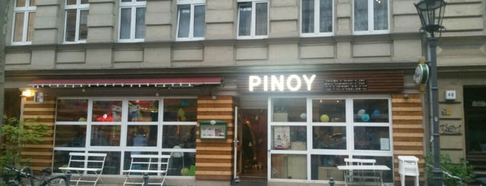 Pinoy is one of How to explore Berlin?.