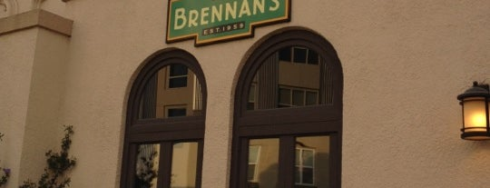 Brennan's Restaurant & Bar is one of French dips.