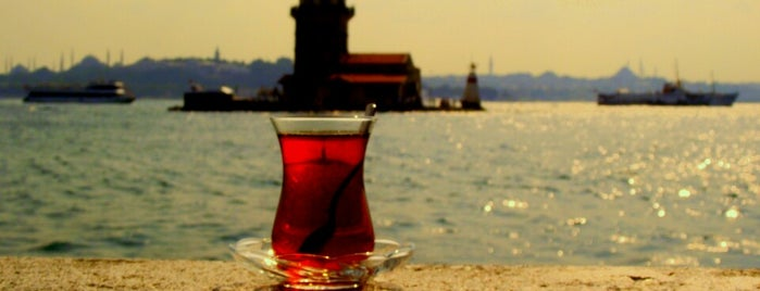Maiden's Tower is one of Tertemiz mekanlar ;).