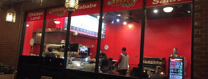 Kebabs to Go! is one of Exploring Dallas~.