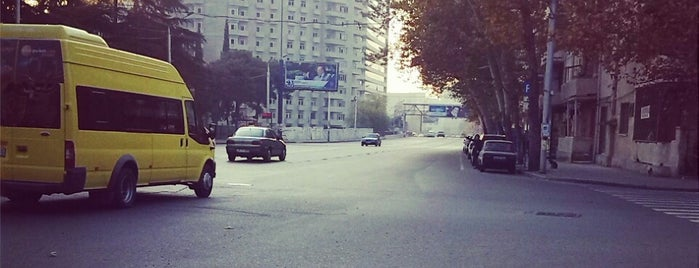 Shartava Street | შარტავას ქუჩა is one of Streets.