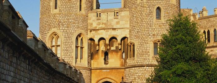 Windsor Castle is one of Bucket List ☺.
