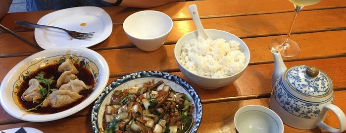 Mayflower is one of Chinese food in Berlin.