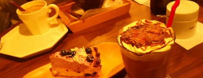 prettissimo tisane riche is one of CAFE.