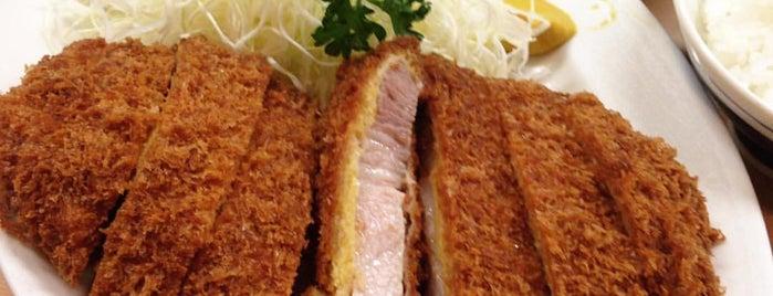 丸八とんかつ 支店 is one of 飲食店.